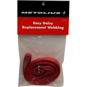 Metolius Easy Daisy Replacement Webbing red